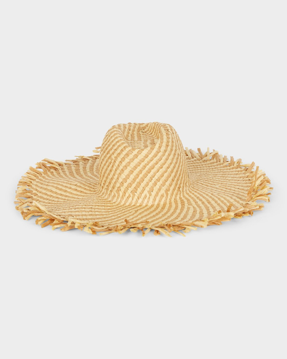 Catching Rays Straw Hat