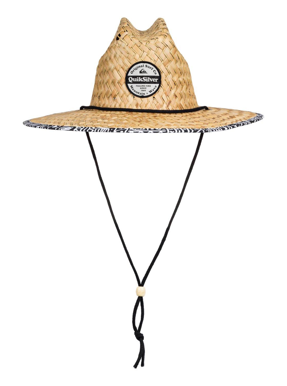Outsider Straw Lifeguard Hat