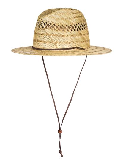 Jettyside Straw Lifeguard Hat Aqyha04586 Quiksilver