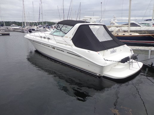 Sea Ray 400 EXPRESS 1996 Used Boat For Sale In Sturgeon