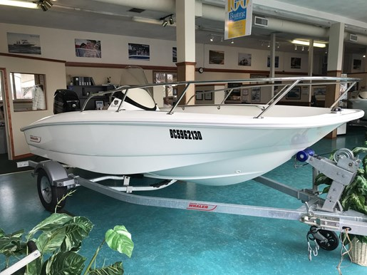 Boston Whaler 150 Super Sport 2018 New Boat For Sale In Burnaby British Columbia