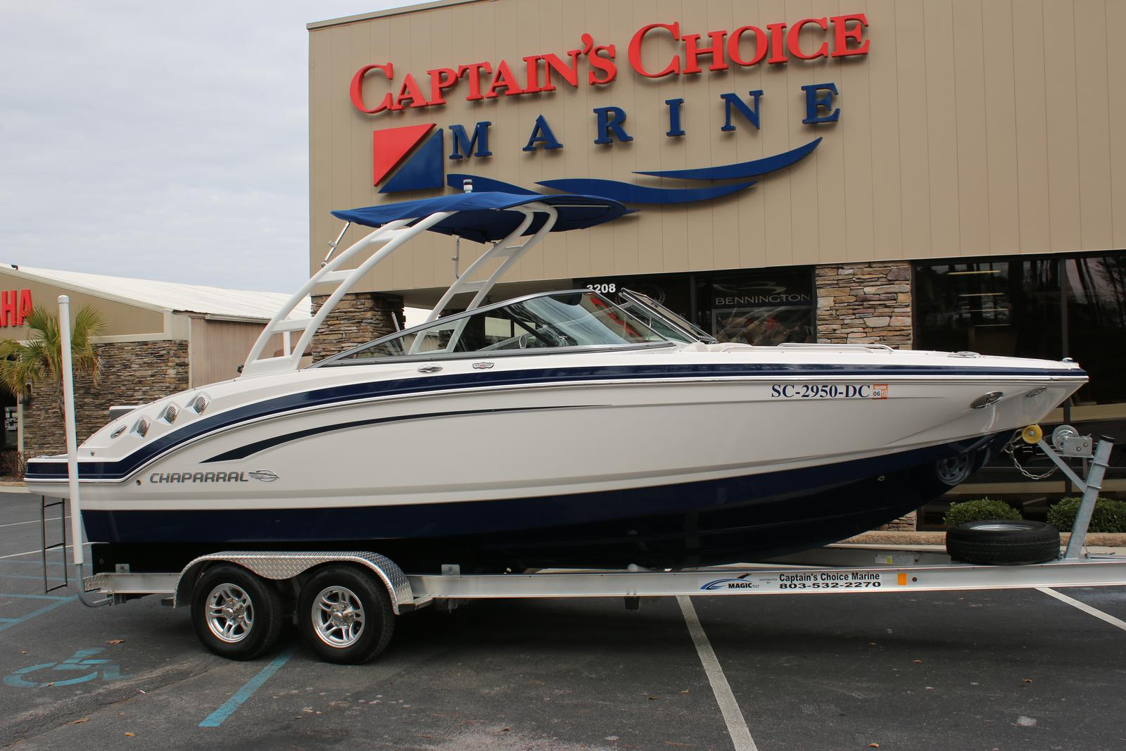 Chaparral 246 Ssi Boats For Sale