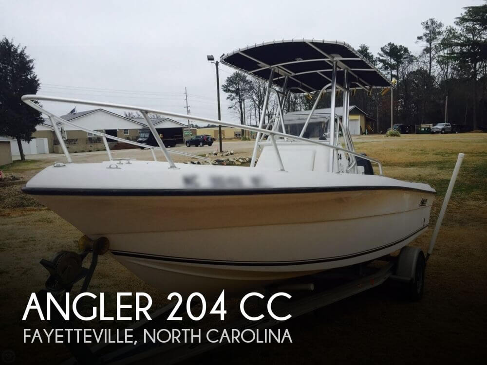 Angler Boats For Sale 4