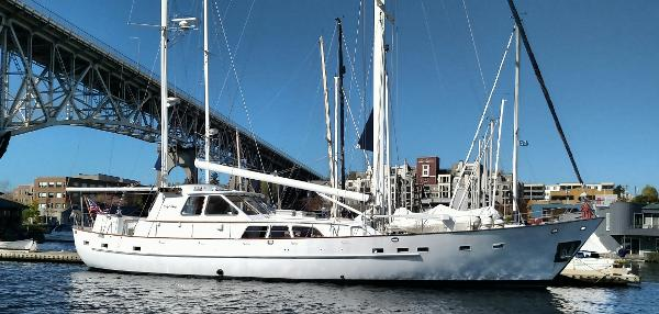Pilothouse Sail Boats For Sale
