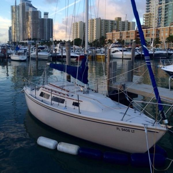 Catalina 25 Boats For Sale