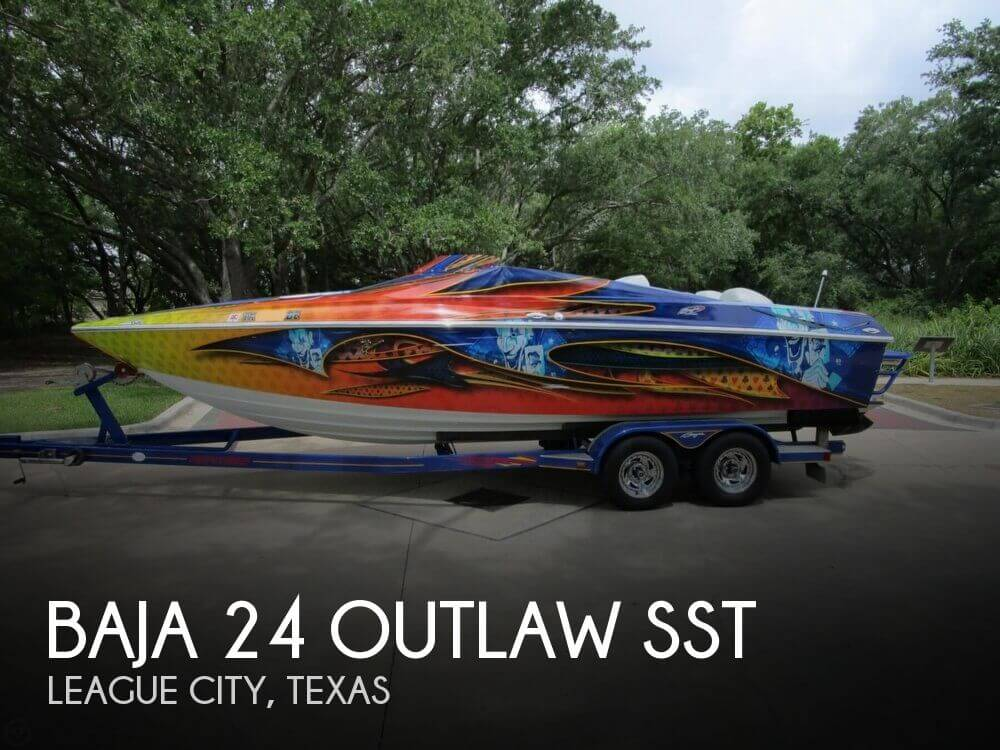 Baja 23 Outlaw Boats For Sale