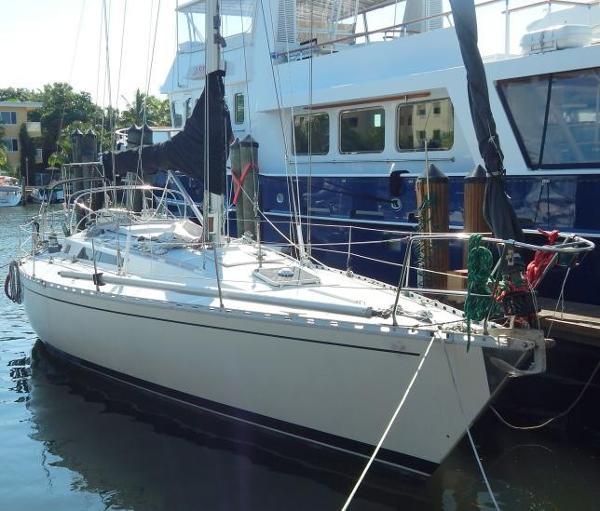 1983 Beneteau First 42 Cruising Sloop Ft Lauderdale