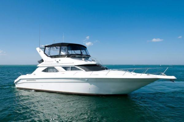 Sea Ray 440 Express Bridge Boats For Sale