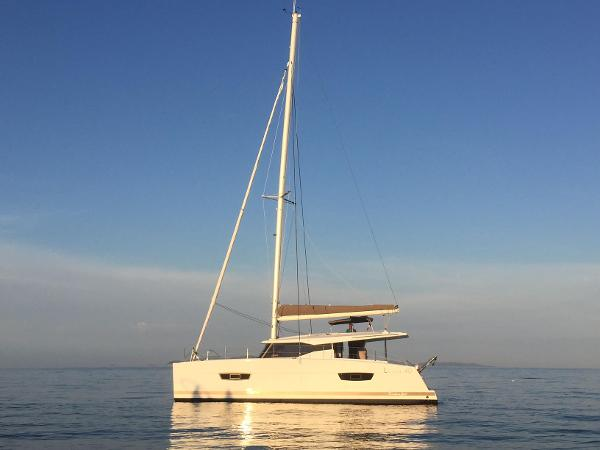 2019 Fountaine Pajot Lucia 40 France