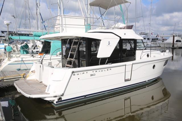 Beneteau Swift Trawler 30 Boats For Sale