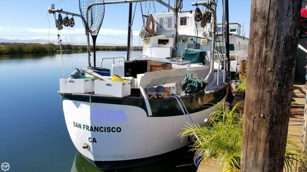 Troller Boats For Sale