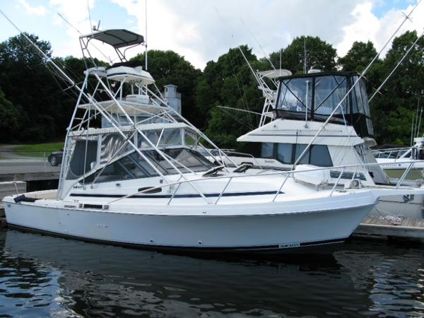 Used Power Boats Saltwater Fishing Blackfin Boats For Sale