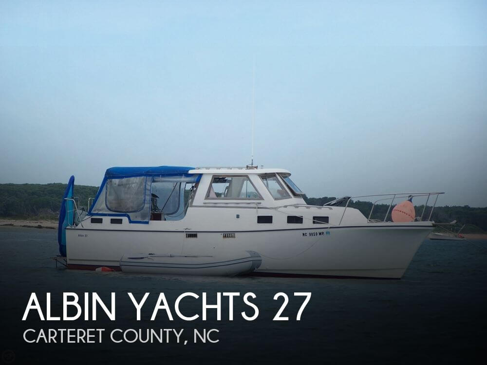 Albin 27 Boats For Sale