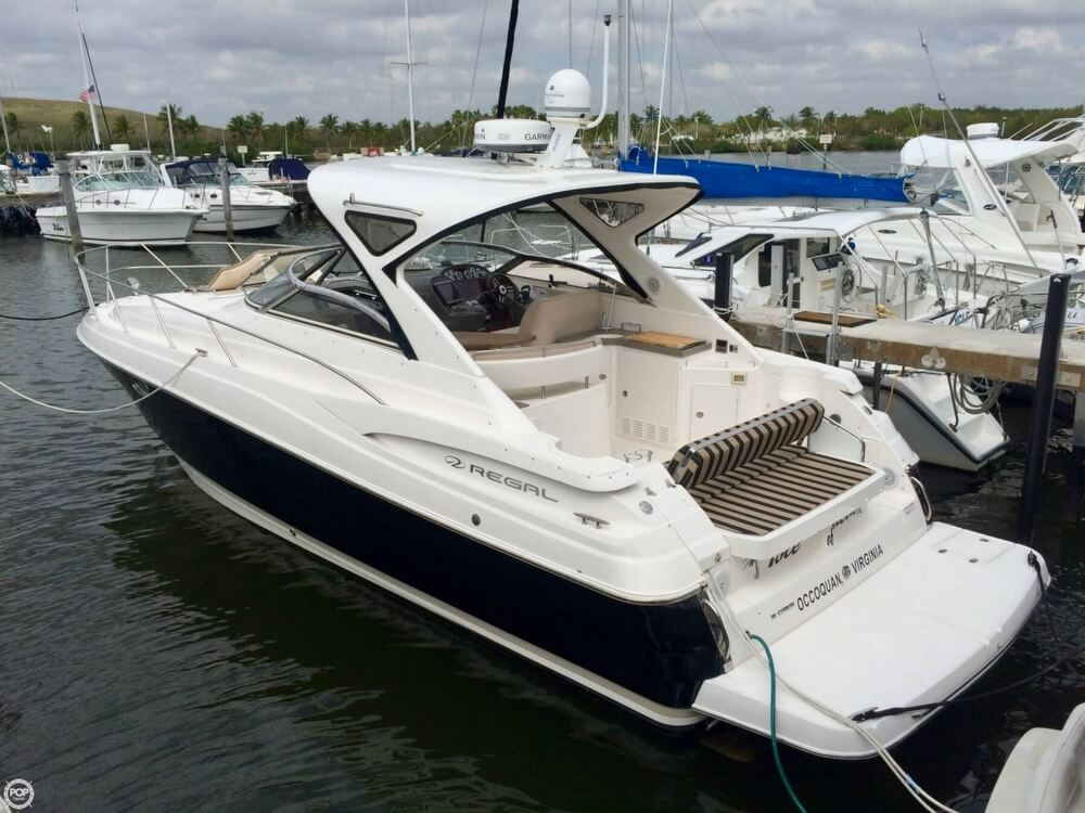 Regal 38 Express Boats For Sale