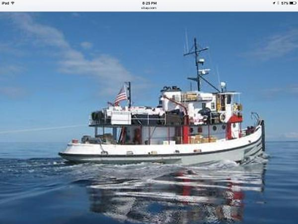 Tug Boats For Sale 4