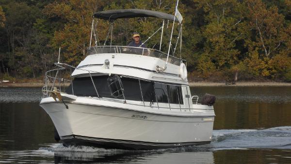 Carver 28 Voyager Boats For Sale