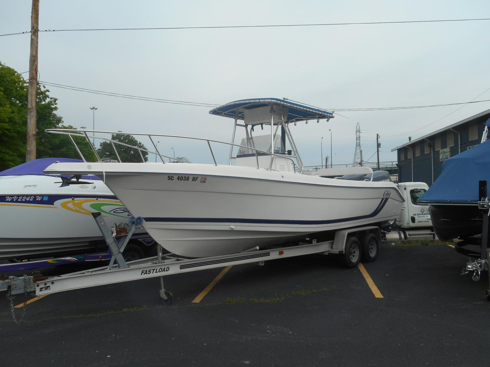 Used Center Console Cobia Boats Boats For Sale