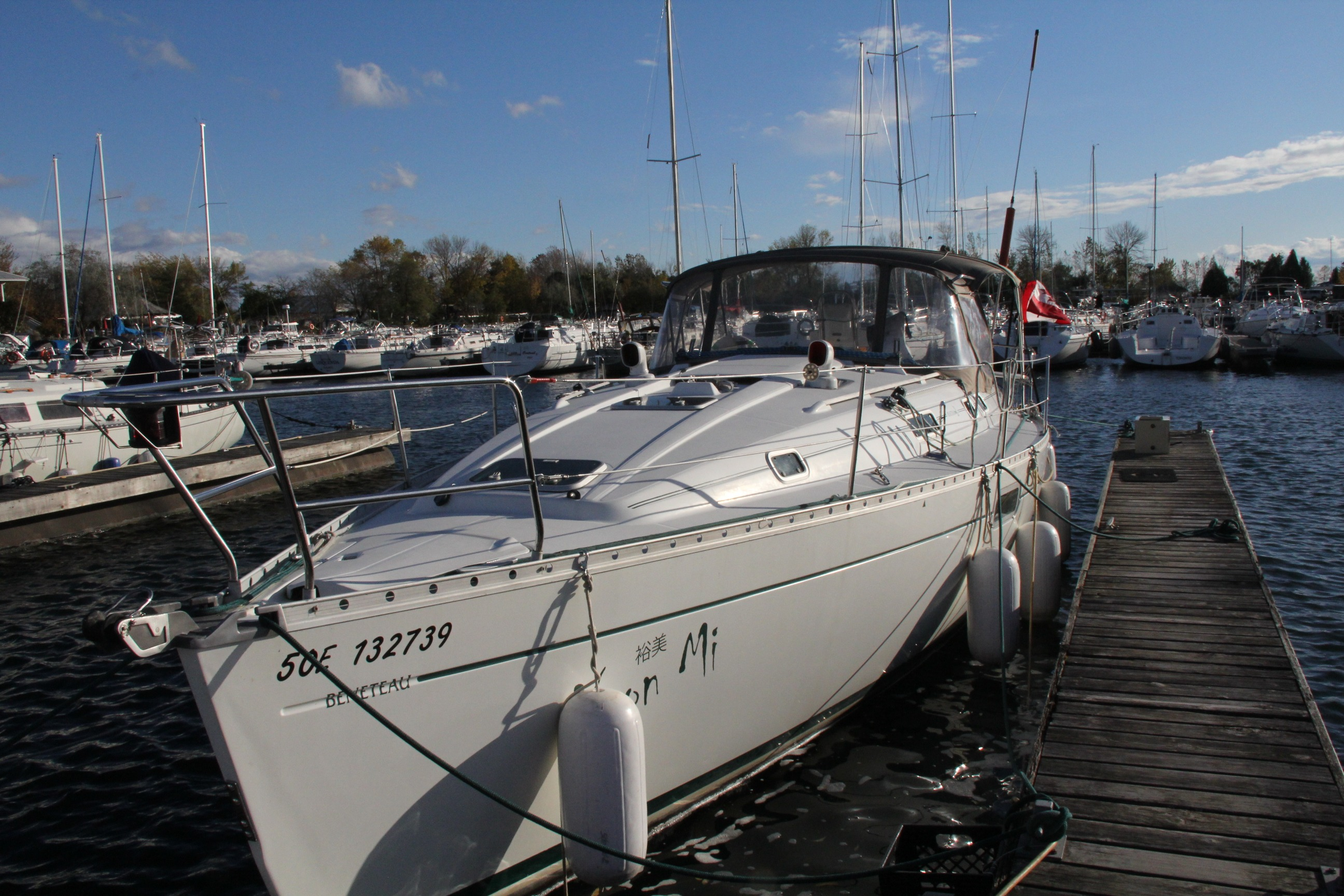 Used Beneteau Boats For Sale In Canada