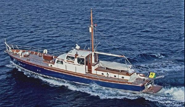 Trawler Boats For Sale 10