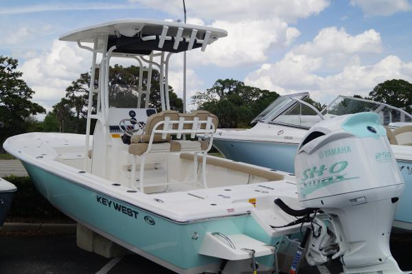 Key West 230 Bay Reef Boats For Sale