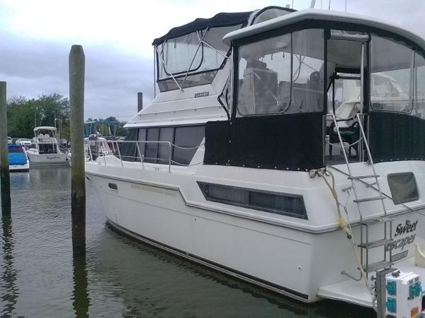Carver 38 Aft Cabin Boats For Sale