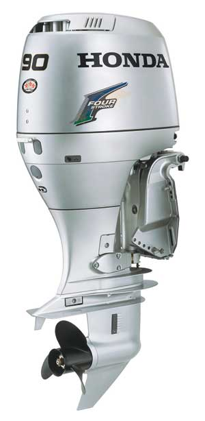 The Outboard Expert: Curing the Honda BF90 Bog  boats