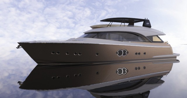 Monte Carlo Yachts 65 Mini Megayacht For The Owner