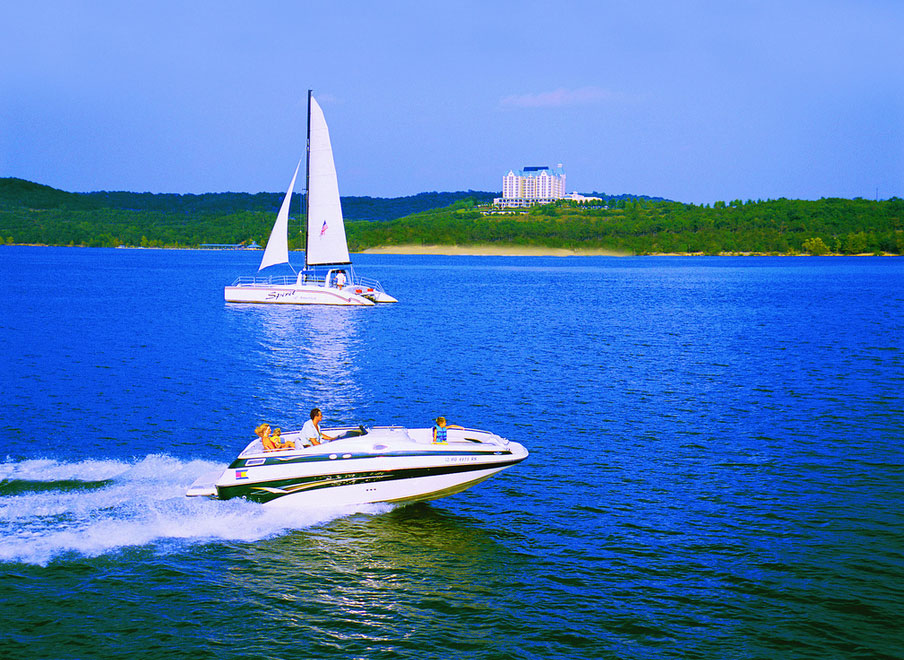 Top 10 Lakes For Boating In The Midwest