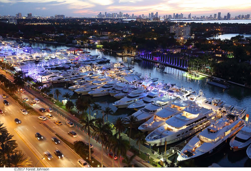 Hot New Boats And Gear At The 2017 Miami International