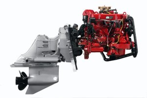 Volvo Penta Drops 30Liter Engines  boats