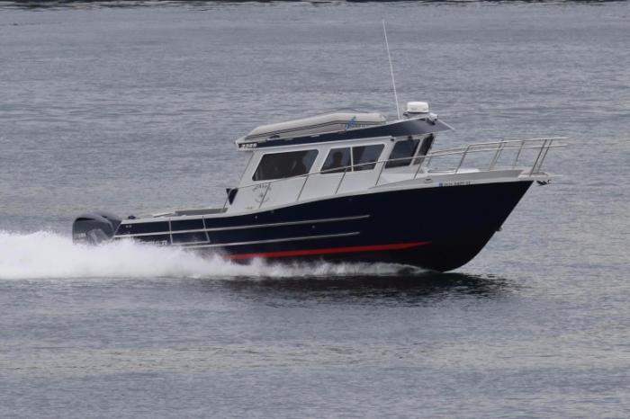2015 KingFisher 3325 Inside Passage Yacht Sales In Anacortes Washington Inside Passage