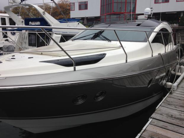 2011 Marquis 420 Sport Coupe Vancouver British Columbia Canada Fraser Yacht Sales