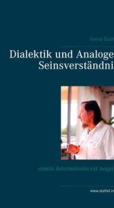 Dialektik und Analoges Seinsverständnis