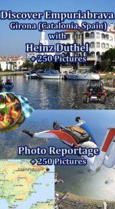 Discover Empuriabrava with Heinz Duthel