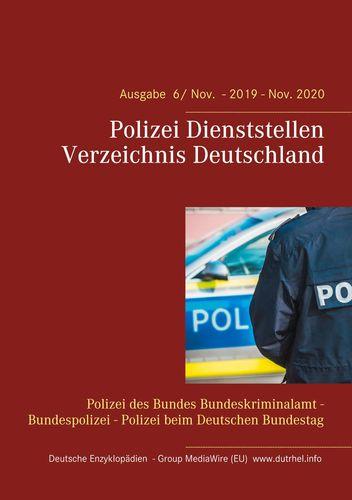 Polizei Dienststellen Verzeichnis Deutschland