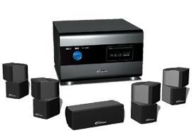REDUCE New in Box Paramax P 512 51 Channel Home Theater