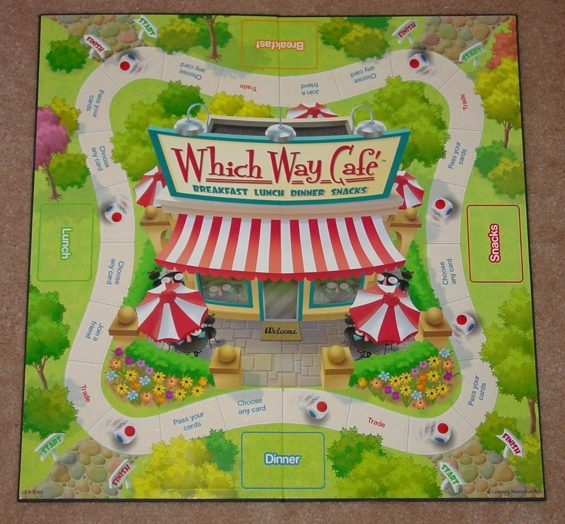 Which Way Cafe Game Of Making Healthy Food And Similar Items