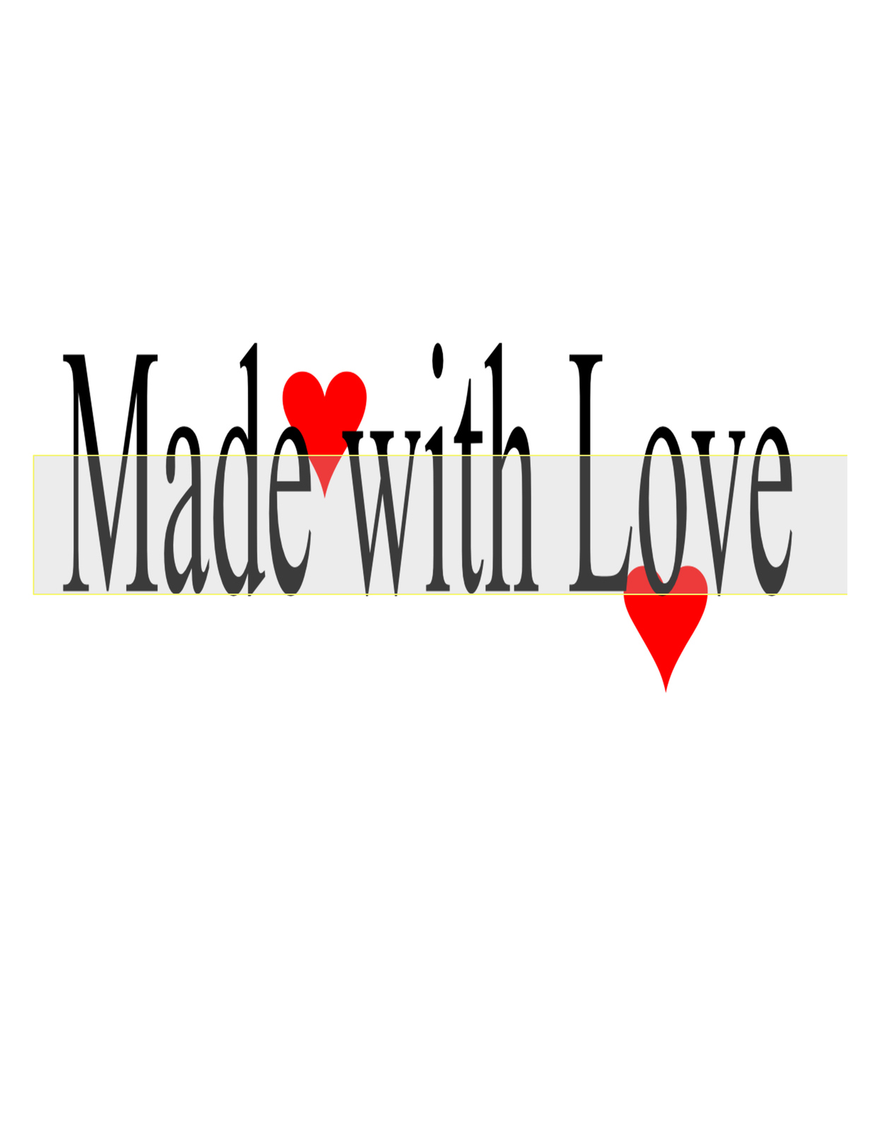 Made With Love2 Jewelry Tag Clipart Art Clip T Tag