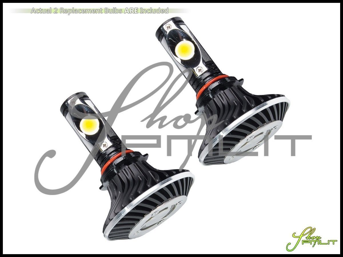 Oracle 04 08 Chrysler Crossfire 56w Led White Fog Lights Replacement Bulbs