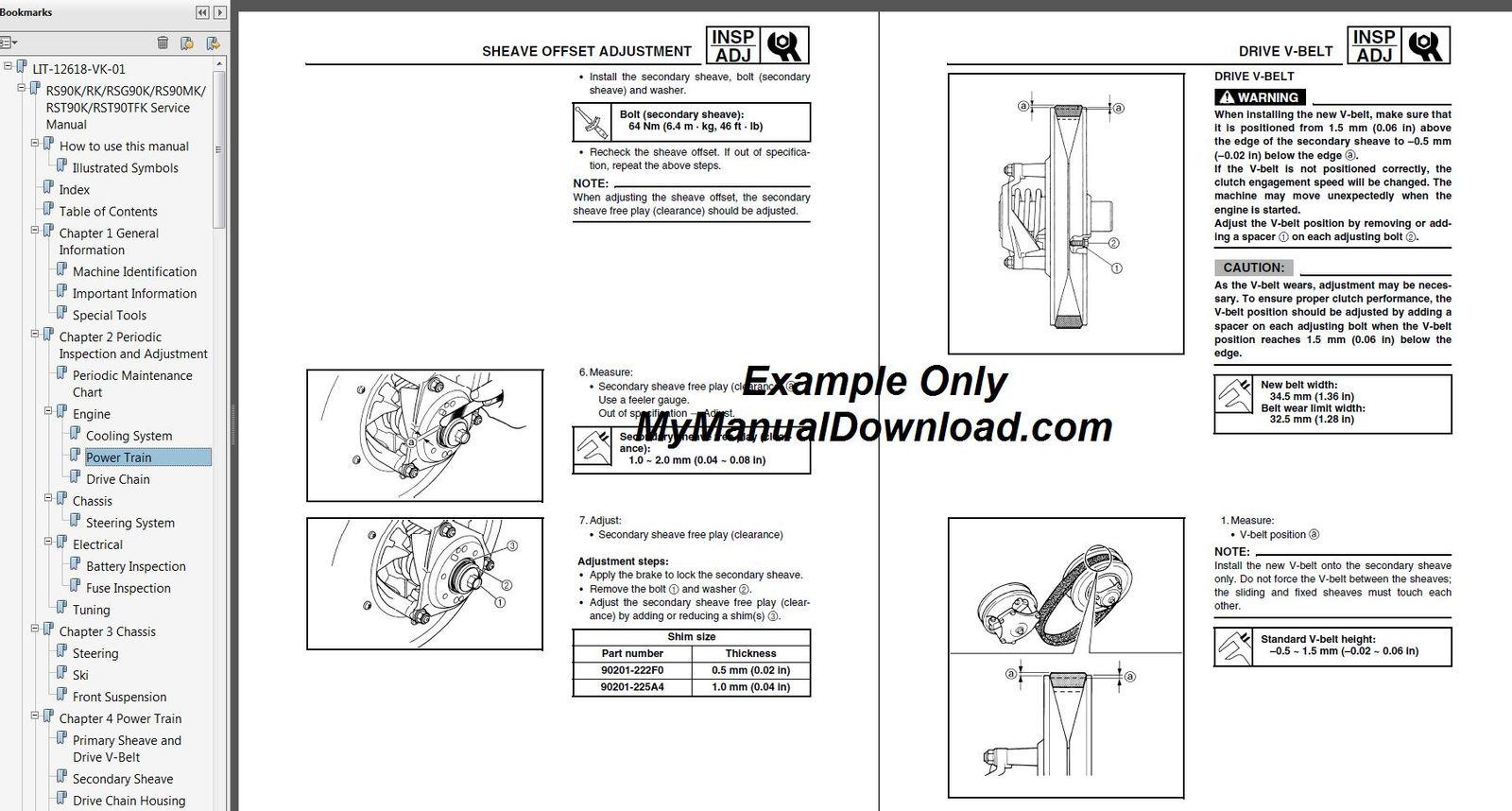 Yamaha Apex Snowmobile Service And Similar Items