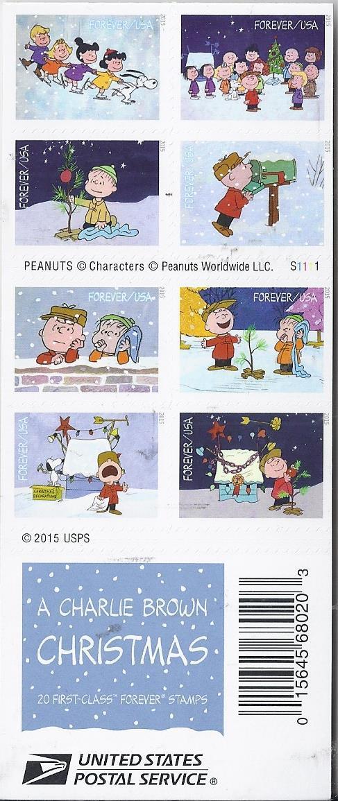 new usps christmas stamp