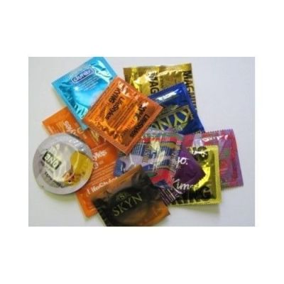 Condoms Variety Pack Trojan Durex Lifestyles and 50 ...