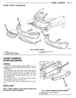 2006 2007 CHRYSLER TOWN AND COUNTRY SERVICE REPAIR MANUAL
