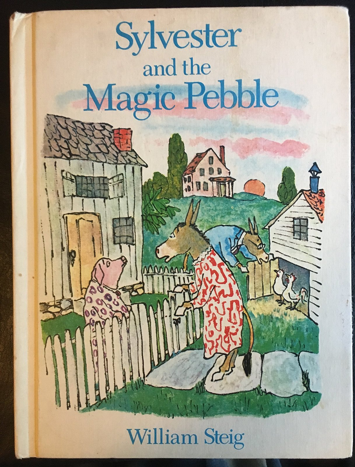 Sylvester And The Magic Pebble Unknown Binding