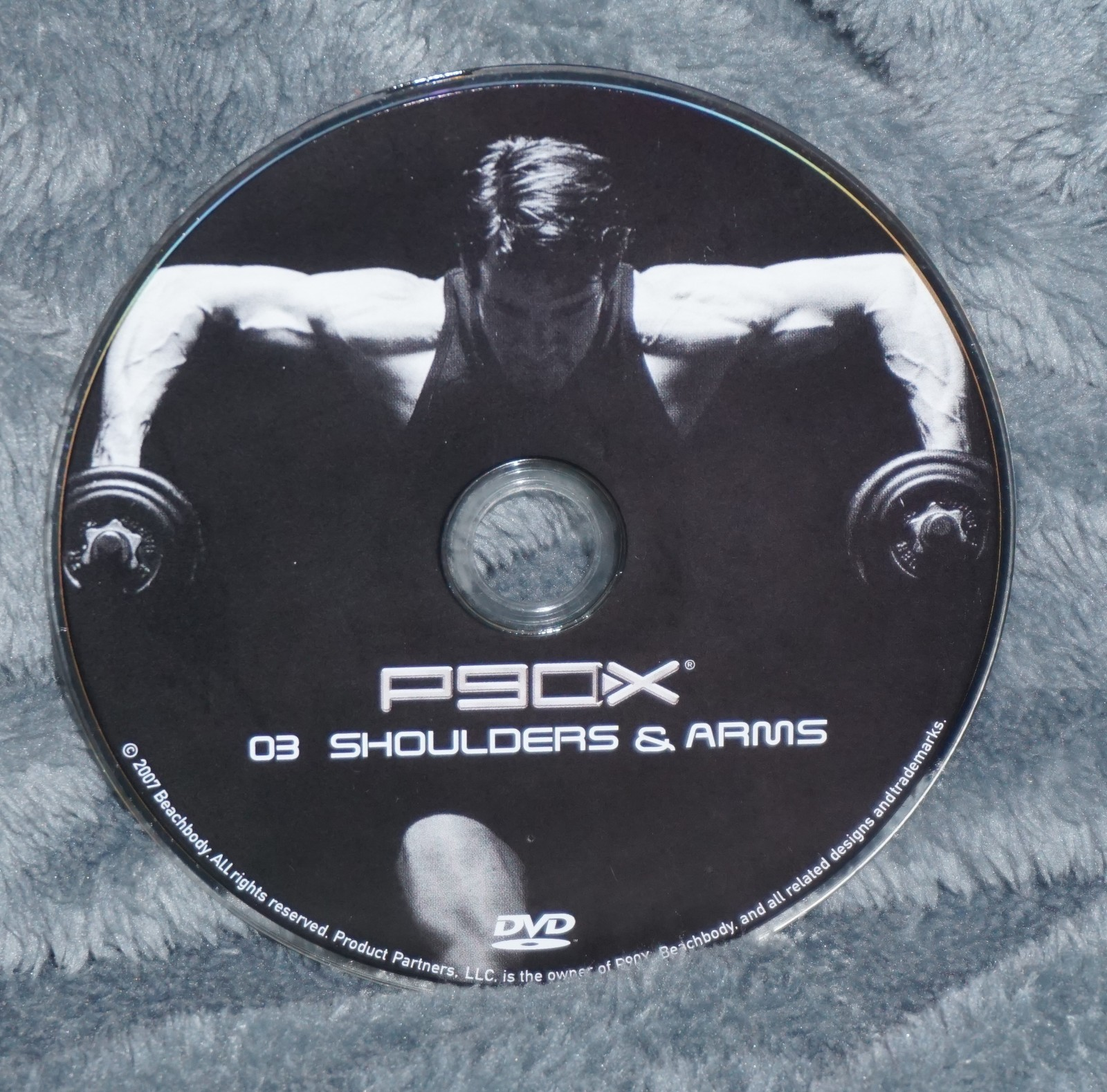 P90x Dvd Set For Sale