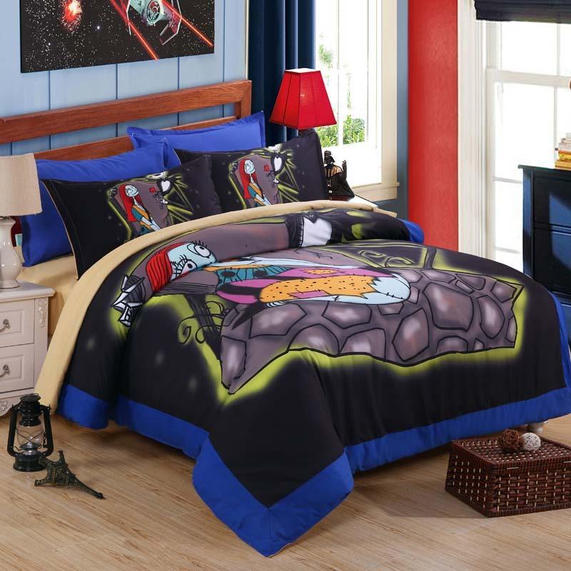 Nightmare Christmas Bedding