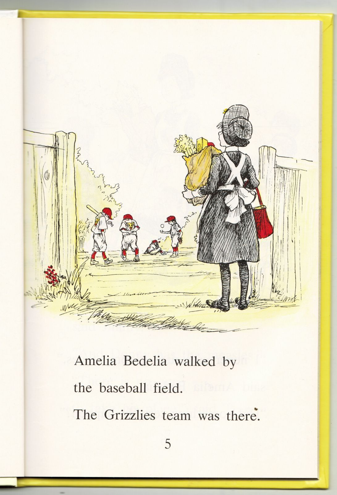I Can Read Weekly Reader Play Ball Amelia Bedelia