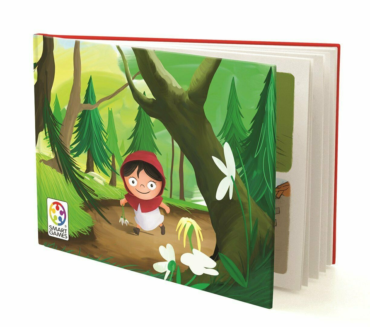 Smartgames Little Red Riding Hood A Preschool Puzzle Game