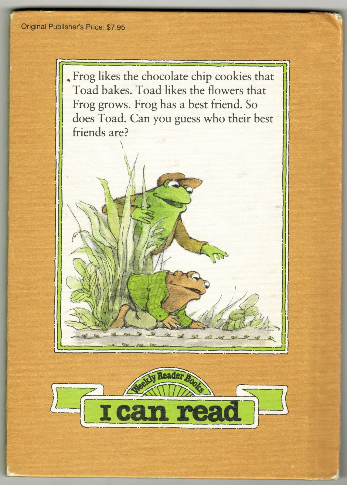 I Can Read Weekly Reader Frog And Toad Together