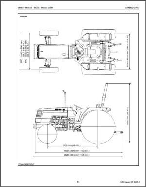 M9000 Kubota Tractor Wiring Diagrams | prandofacilco